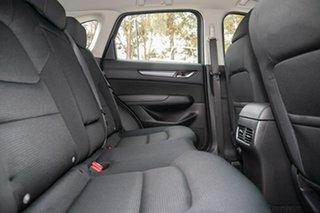 2019 Mazda CX-5 KF2W7A Maxx SKYACTIV-Drive FWD Sport Deep Crystal Blue 6 Speed Sports Automatic