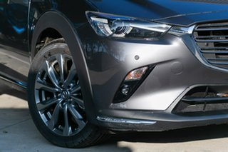 2019 Mazda CX-3 DK2W7A Akari SKYACTIV-Drive FWD LE Machine Grey 6 Speed Sports Automatic Wagon.