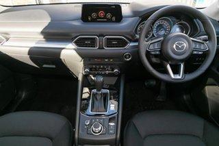 2019 Mazda CX-5 KF2W7A Maxx SKYACTIV-Drive FWD Sport Machine Grey 6 Speed Sports Automatic Wagon