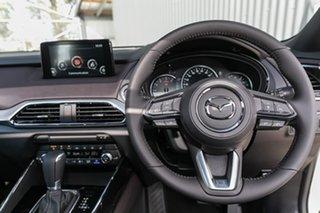 2019 Mazda CX-9 TC Azami SKYACTIV-Drive i-ACTIV AWD Snowflake White Pearl 6 Speed Sports Automatic