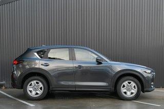 2019 Mazda CX-5 KF2W7A Maxx SKYACTIV-Drive FWD Machine Grey 6 Speed Sports Automatic Wagon.