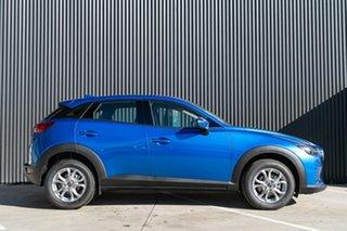 2019 Mazda CX-3 DK2W7A Maxx SKYACTIV-Drive FWD Sport Dynamic Blue 6 Speed Sports Automatic Wagon.
