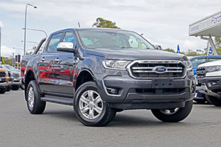 2019 Ford Ranger PX MkIII 2019.00MY XLT Pick-up Double Cab Grey 10 Speed Sports Automatic Utility.
