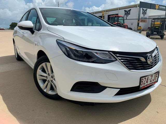Used Holden Astra BL MY18 LS+, 2018 Holden Astra BL MY18 LS+ White 6 Speed Sports Automatic Sedan