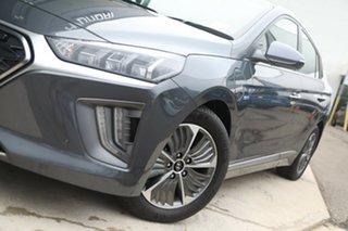 2019 Hyundai Ioniq AE.3 MY20 plug-in DCT Premium Iron Gray 6 Speed Sports Automatic Dual Clutch.