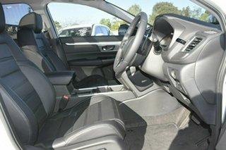 2018 Honda CR-V MY19 VTi-LX (AWD) White Continuous Variable Wagon