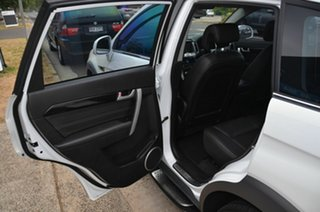 2013 Holden Captiva CG MY13 7 LX (4x4) White 6 Speed Automatic Wagon