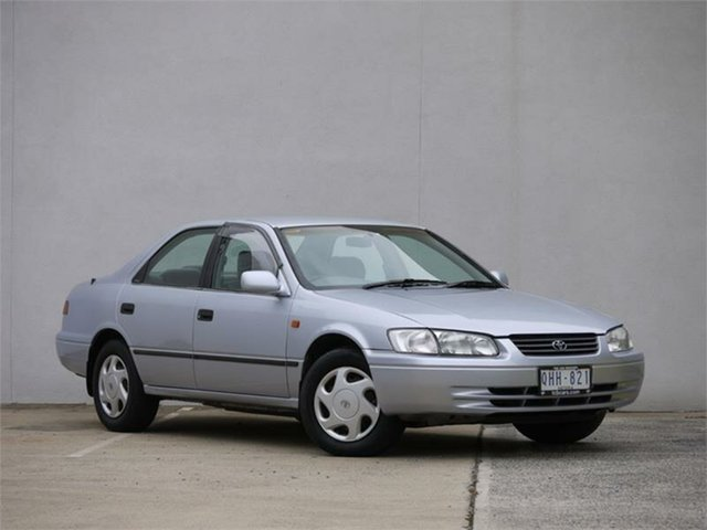 Used Toyota Camry MCV20R Conquest, 1998 Toyota Camry MCV20R Conquest Silver 4 Speed Automatic Sedan