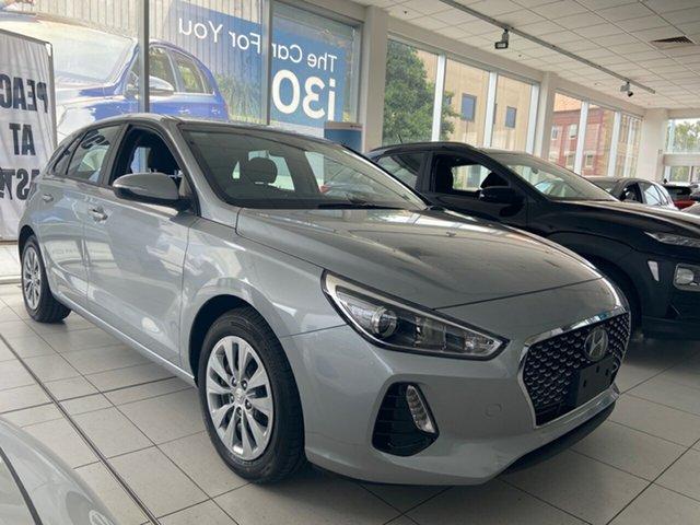 New Hyundai i30 PD.3 MY20 Go, 2019 Hyundai i30 PD.3 MY20 Go Typhoon Silver 6 Speed Sports Automatic Hatchback