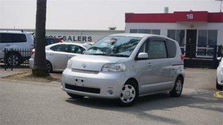 2006 Toyota Porte CBA-NNP10 Silver 4 Speed Automatic Hatchback