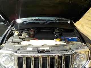 2010 Jeep Cherokee KK MY10 Limited Black 5 Speed Sports Automatic Wagon