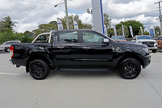 2019 Ford Ranger PX MkIII 2019.75MY XLT Pick-up Double Cab Black 10 Speed Sports Automatic Utility