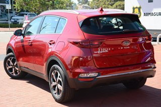 2021 Kia Sportage QL MY21 S 2WD Fiery Red 6 Speed Sports Automatic Wagon.