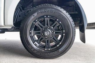 2016 Mazda BT-50 UR0YG1 GT White 6 Speed Manual Utility