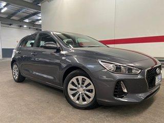 2019 Hyundai i30 PD MY19 Go Iron Gray 6 Speed Sports Automatic Hatchback.