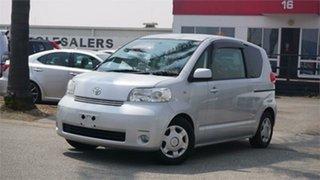 2006 Toyota Porte CBA-NNP10 Silver 4 Speed Automatic Hatchback.