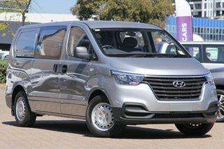 2020 Hyundai iLOAD TQ4 MY21 Crew Cab Creamy White 5 Speed Automatic Van.