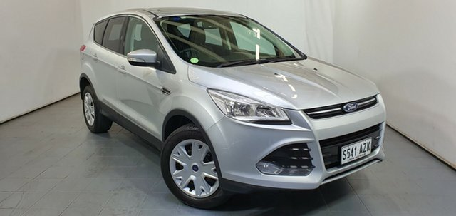 Used Ford Kuga TF Ambiente AWD, 2013 Ford Kuga TF Ambiente AWD Silver 6 Speed Sports Automatic Wagon