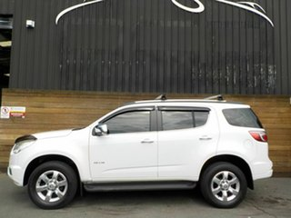 2013 Holden Colorado 7 RG MY13 LTZ White 6 Speed Sports Automatic Wagon