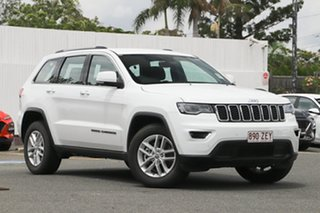 2019 Jeep Grand Cherokee WK MY19 Laredo Bright White 8 Speed Sports Automatic Wagon.