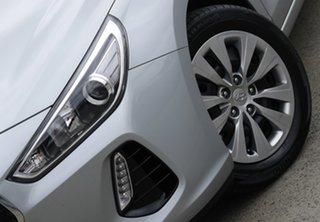 2019 Hyundai i30 PD MY19 Go Typhoon Silver 6 Speed Sports Automatic Hatchback.