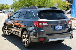 2019 Subaru Outback B6A MY19 2.5i CVT AWD Premium Magnetite Grey 7 Speed Constant Variable Wagon.