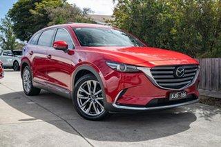 2016 Mazda CX-9 TC Azami SKYACTIV-Drive i-ACTIV AWD Red 6 Speed Sports Automatic Wagon.