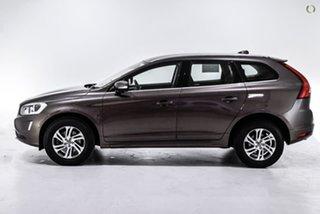 2015 Volvo XC60 DZ MY15 D4 Geartronic Kinetic Bronze 8 Speed Sports Automatic Wagon.