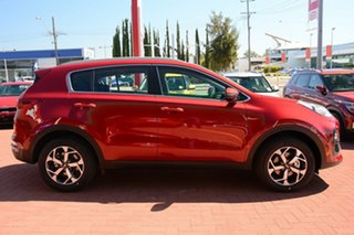 2021 Kia Sportage QL MY21 S 2WD Fiery Red 6 Speed Sports Automatic Wagon