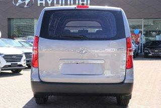 2020 Hyundai iLOAD TQ4 MY21 Crew Cab Creamy White 5 Speed Automatic Van