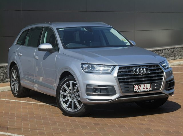 Demo Audi Q7 4M MY19 50 TDI Tiptronic Quattro, 2018 Audi Q7 4M MY19 50 TDI Tiptronic Quattro 8 Speed Sports Automatic Wagon