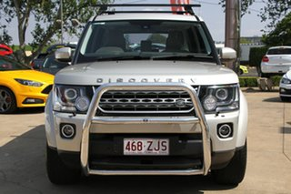 2014 Land Rover Discovery Series 4 L319 MY14 TDV6 Gold 8 Speed Sports Automatic Wagon