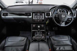 2013 Volkswagen Touareg 7P MY13 V6 TDI Tiptronic 4MOTION Silver 8 Speed Sports Automatic Wagon.
