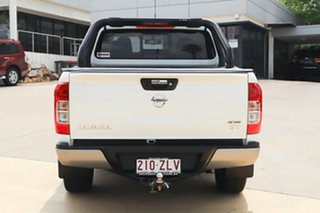 2017 Nissan Navara D23 S2 ST N-SPORT White 6 Speed Manual Utility