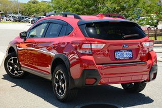 2019 Subaru XV G5X MY19 2.0i Lineartronic AWD Pure Red 7 Speed Constant Variable Wagon.