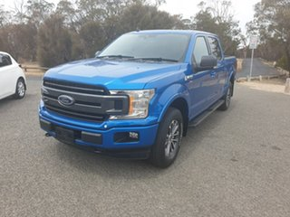 2019 Ford F150 (No Series) XLT Blue 10 Speed Automatic Utility.