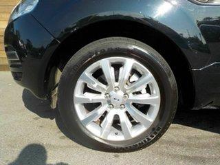 2011 Ford Territory SZ TX Seq Sport Shift Black 6 Speed Sports Automatic Wagon