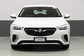 2018 Holden Commodore ZB RS White 9 Speed Automatic Liftback