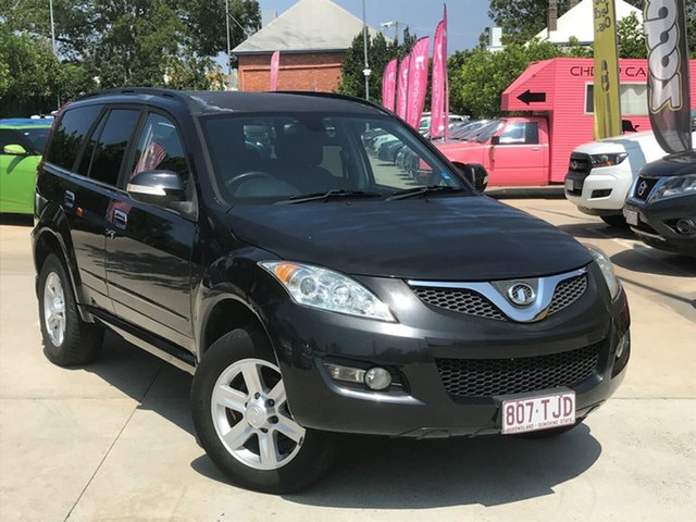 Used Great Wall X240 CC6460KY , 2011 Great Wall X240 CC6460KY 5 Speed Manual Wagon