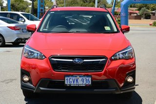 2019 Subaru XV G5X MY19 2.0i Lineartronic AWD Pure Red 7 Speed Constant Variable Wagon