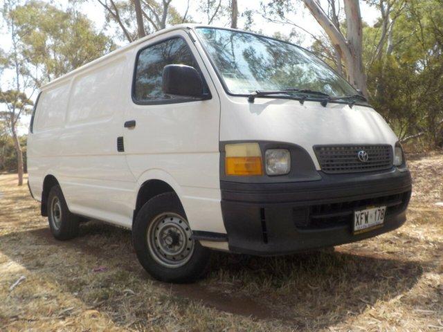 Used Toyota HiAce RZH103R SWB, 2000 Toyota HiAce RZH103R SWB 5 Speed Manual Van