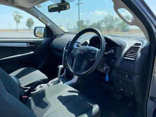 2018 Isuzu D-MAX MY18 LS-U Crew Cab Obsidian Grey 6 Speed Sports Automatic Utility