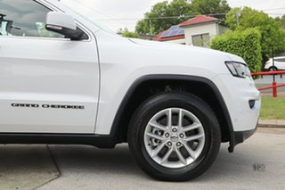 2019 Jeep Grand Cherokee WK MY19 Laredo Bright White 8 Speed Sports Automatic Wagon