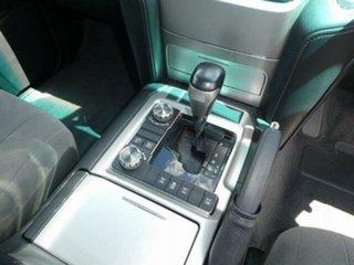 2017 Toyota Landcruiser VDJ200R MY16 GXL (4x4) Glacier White 6 Speed Automatic Wagon
