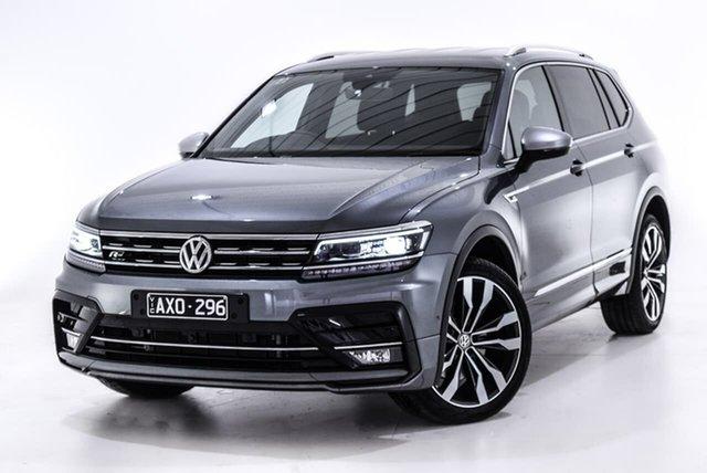 Used Volkswagen Tiguan 5N MY19.5 162TSI Highline DSG 4MOTION Allspace, 2019 Volkswagen Tiguan 5N MY19.5 162TSI Highline DSG 4MOTION Allspace Grey 7 Speed