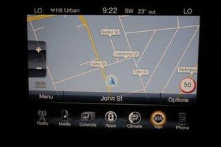 2015 Jeep Grand Cherokee WK MY15 Overland (4x4) Grey 8 Speed Automatic Wagon