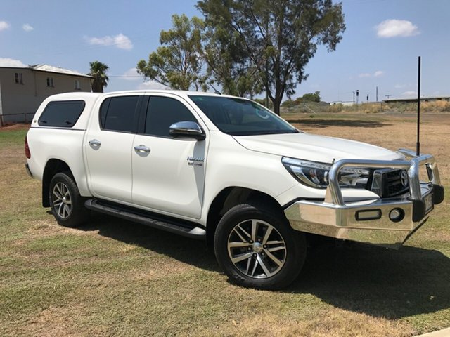 Used Toyota Hilux  , Hilux 4x4 SR5 2.8L T Diesel Manual Double Cab 1Y46250 004