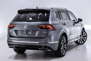 2019 Volkswagen Tiguan 5N MY19.5 162TSI Highline DSG 4MOTION Allspace Grey 7 Speed.