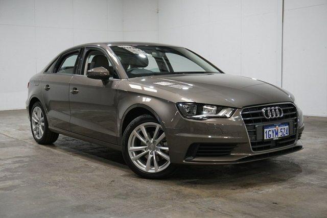 Used Audi A3 8V MY17 S Tronic, 2017 Audi A3 8V MY17 S Tronic Grey 7 Speed Sports Automatic Dual Clutch Sedan