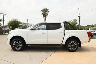 2017 Nissan Navara D23 S2 ST N-SPORT White 6 Speed Manual Utility.